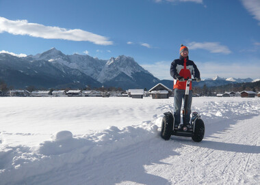 Segway Winter